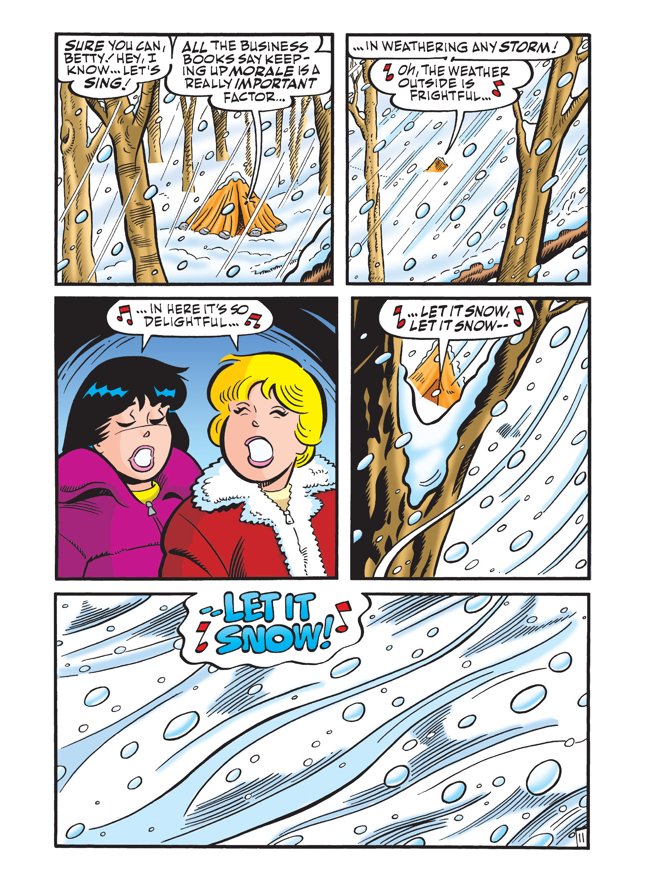 Read online Archie 75th Anniversary Digest comic -  Issue #4 - 105