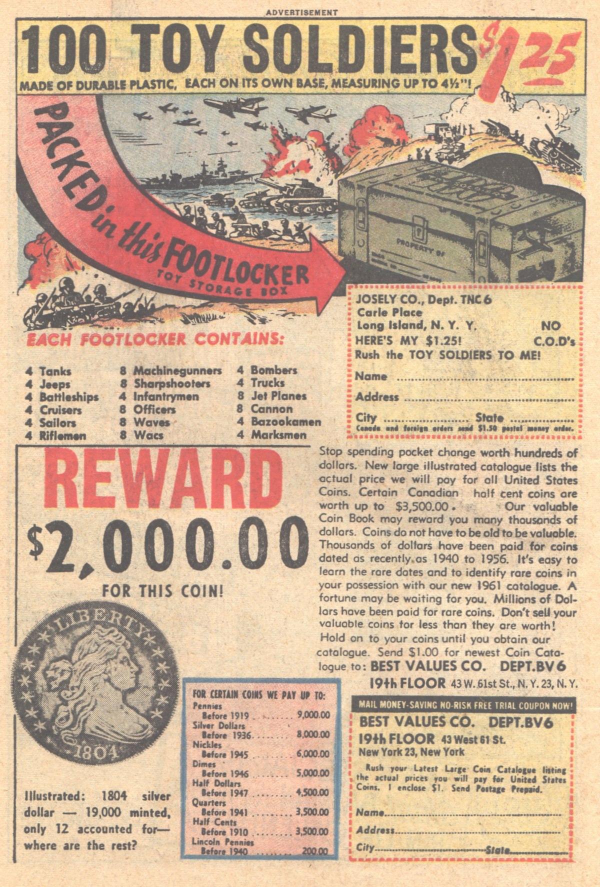 Read online Adventure Comics (1938) comic -  Issue #293 - 34
