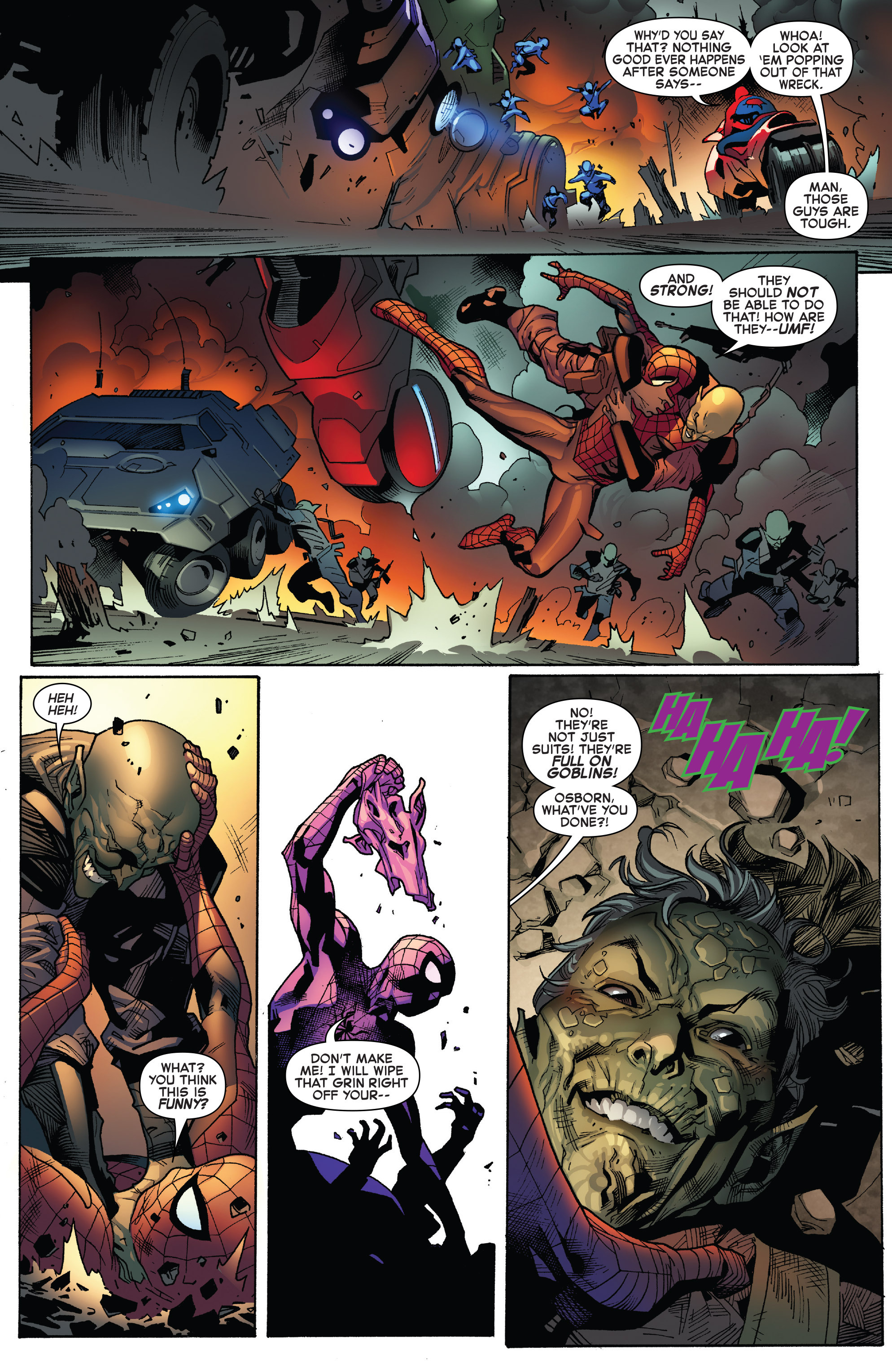 Read online The Amazing Spider-Man (2015) comic -  Issue #27 - 17