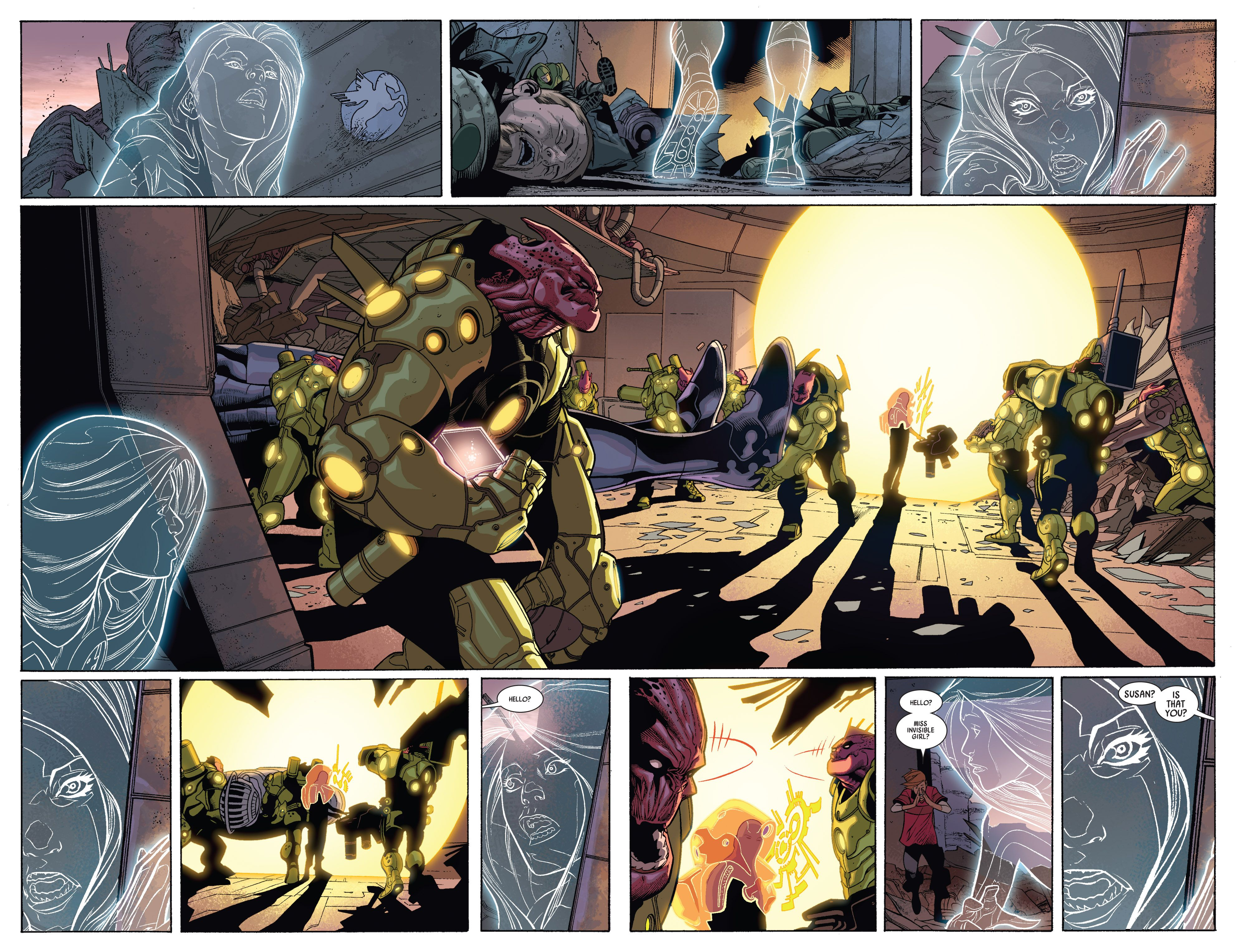 Read online Ultimate Comics Doomsday comic -  Issue # Full - 140