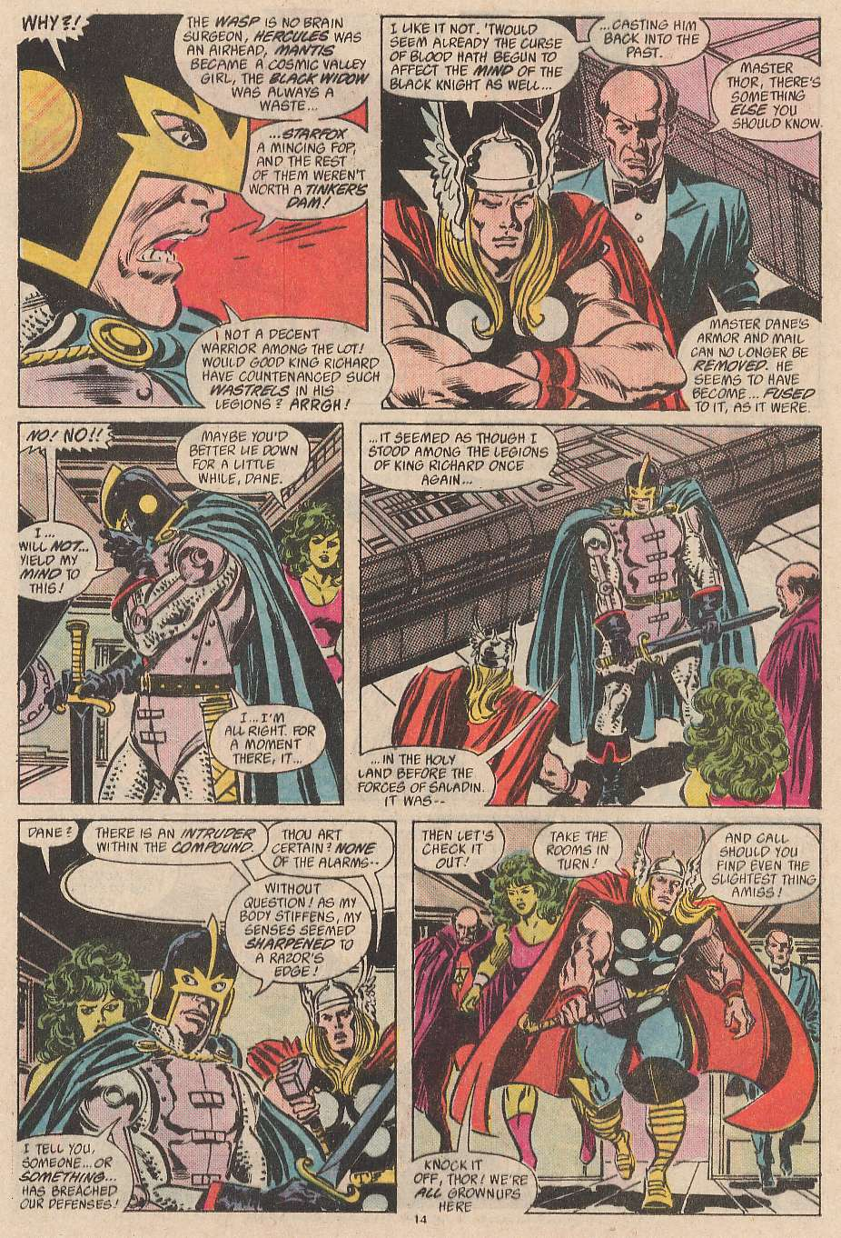 The Avengers (1963) 294 Page 11
