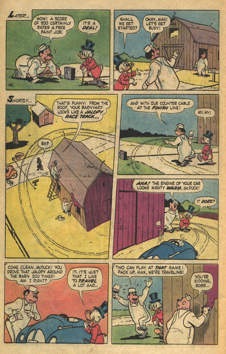Read online Uncle Scrooge (1953) comic -  Issue #149 - 32