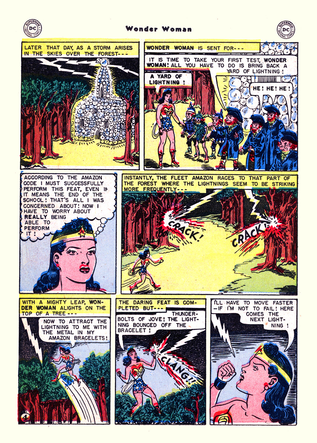 Read online Wonder Woman (1942) comic -  Issue #59 - 18