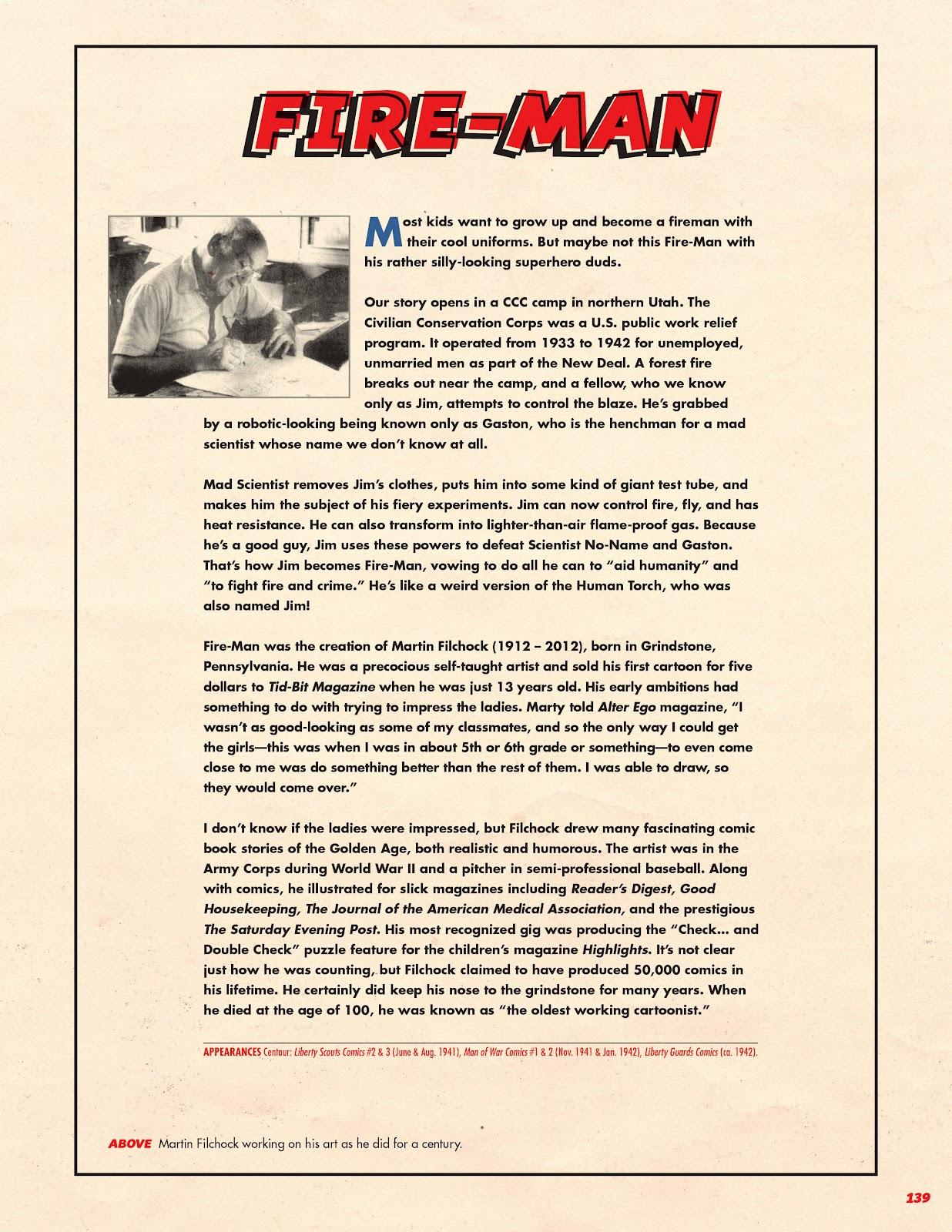 Read online Super Weird Heroes comic -  Issue # TPB 1 (Part 2) - 39