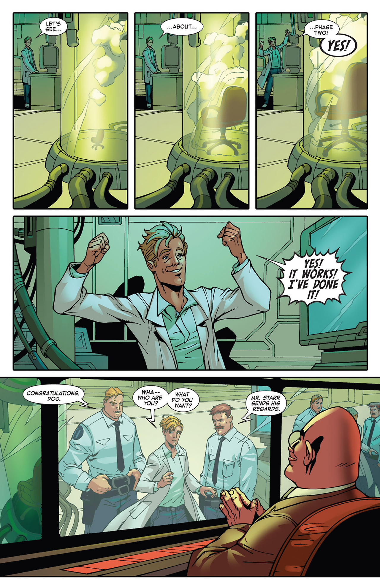 Read online Ant-Man: Season One comic -  Issue #Ant-Man: Season One Full - 14