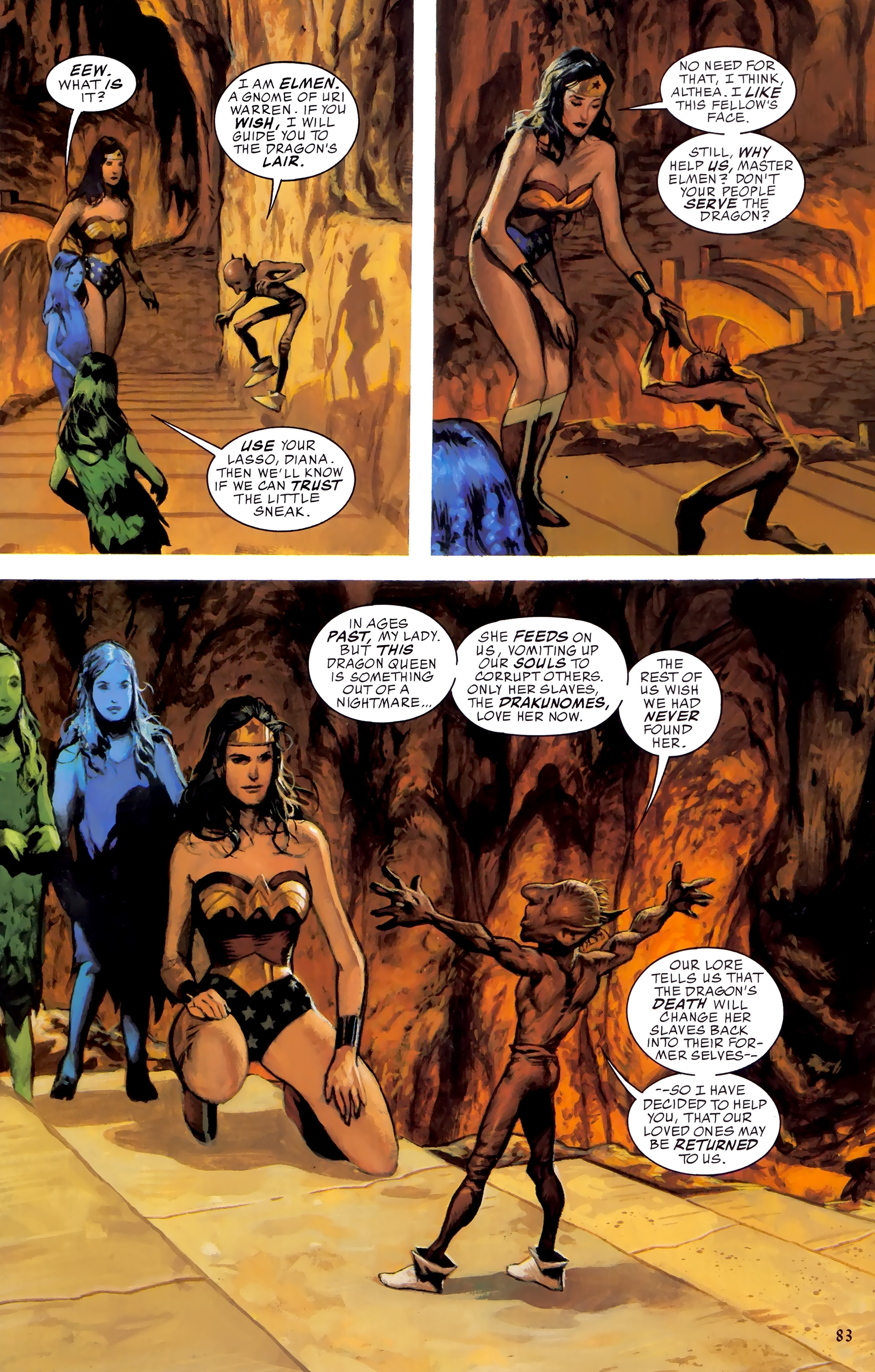 Read online JLA: A League of One comic -  Issue # Full - 90
