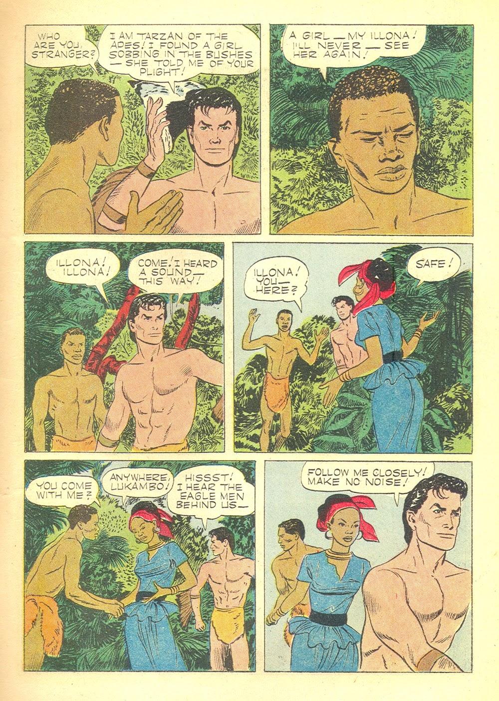 Tarzan (1948) issue 75 - Page 15