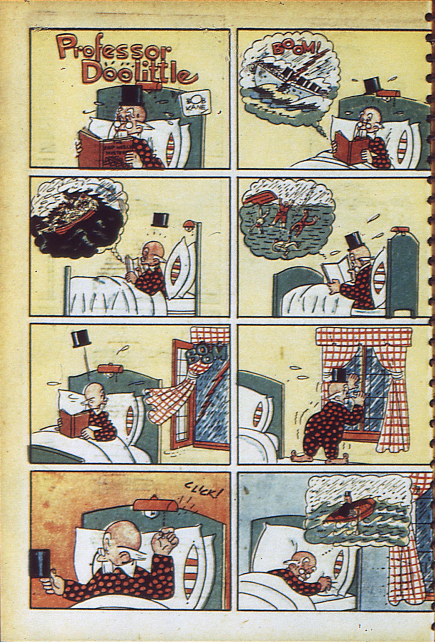 Read online Adventure Comics (1938) comic -  Issue #30 - 43