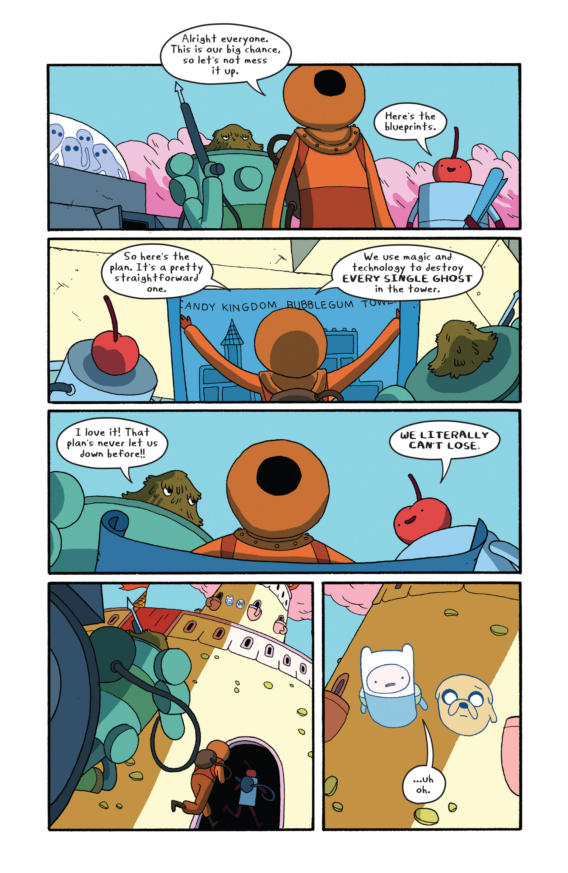 Read online Adventure Time comic -  Issue #Adventure Time _TPB 6 - 68