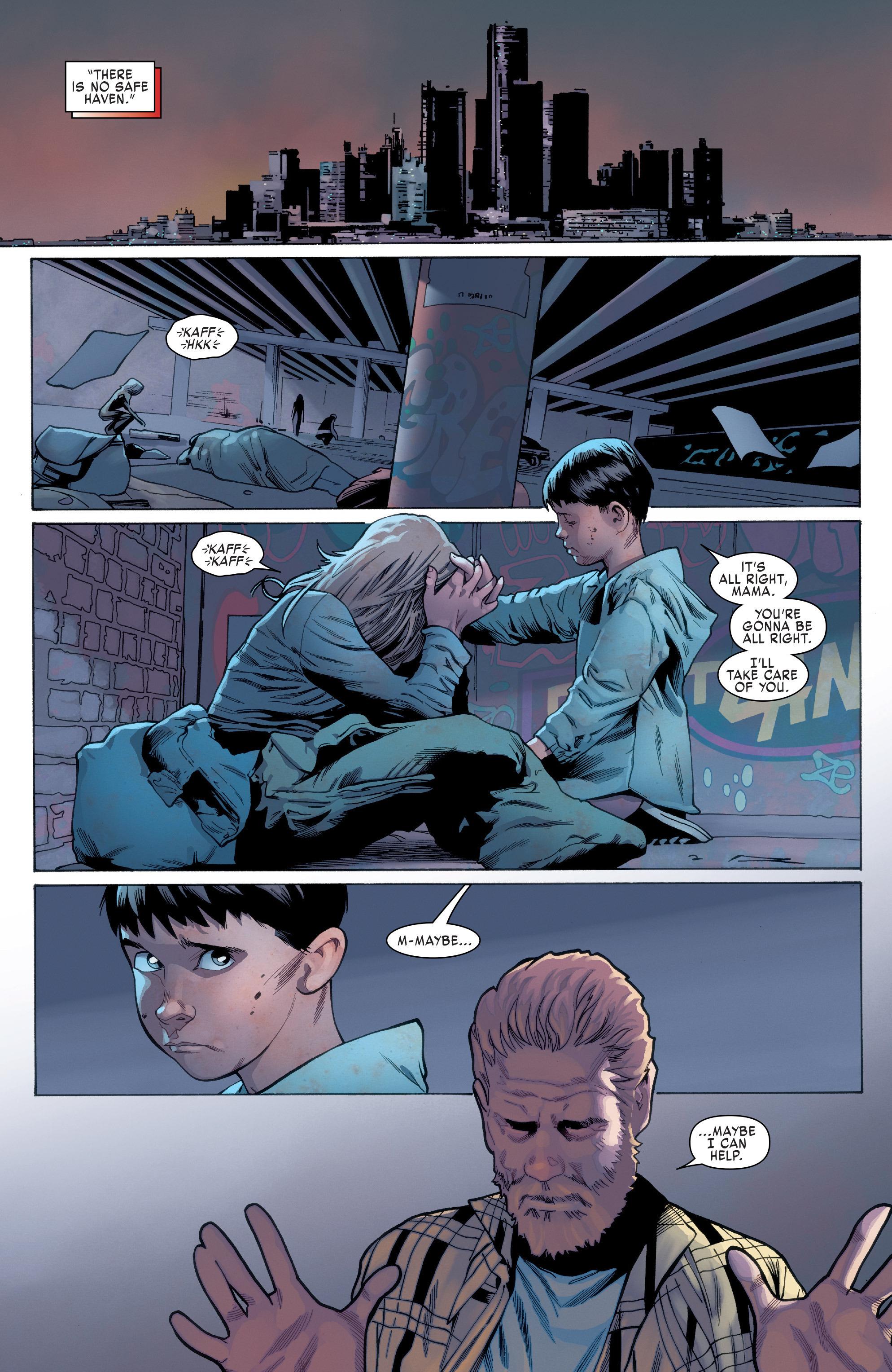 Read online Uncanny X-Men (2016) comic -  Issue #1 - 21