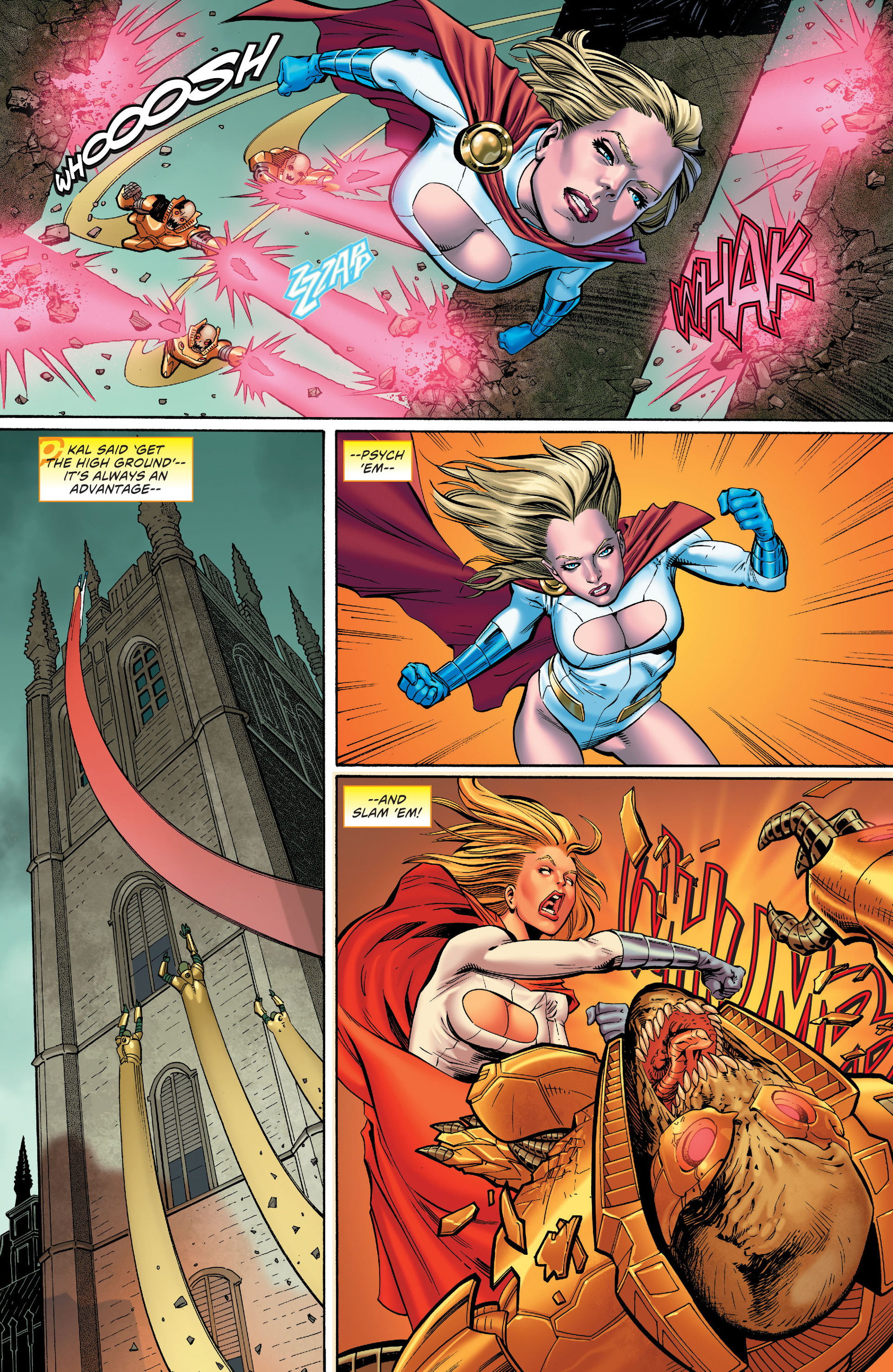 Read online Worlds' Finest comic -  Issue #14 - 18