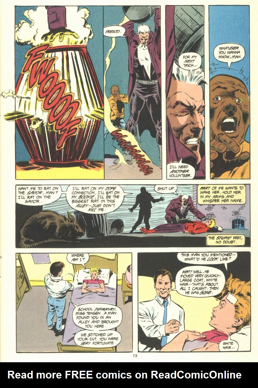 Read online Justice (1986) comic -  Issue #19 - 15