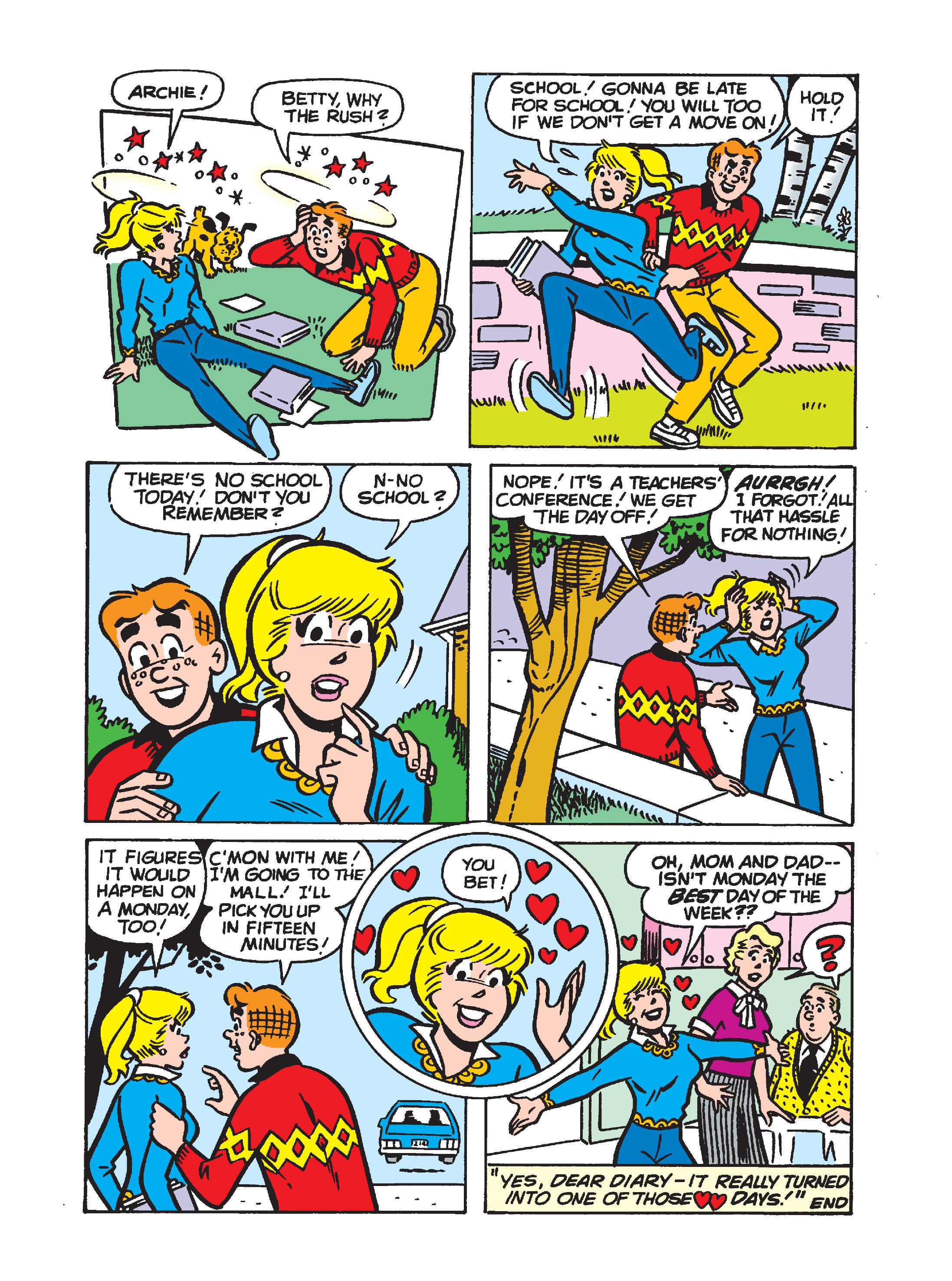Read online Archie 1000 Page Comics Bonanza comic -  Issue #1 (Part 1) - 72