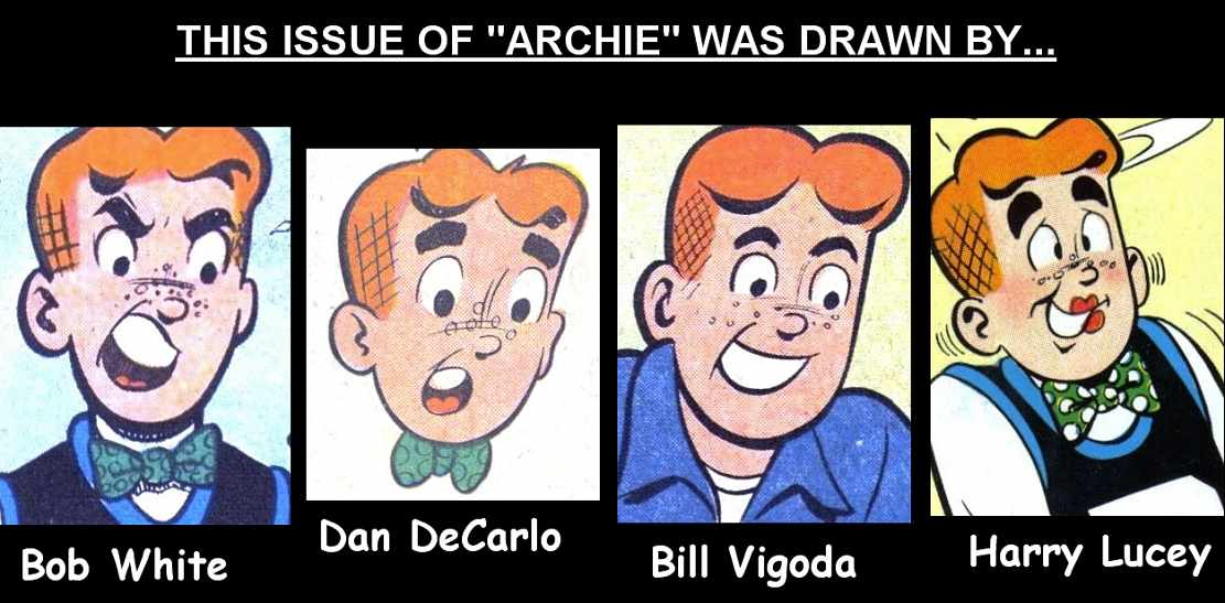 Read online Archie (1960) comic -  Issue #118 - 37
