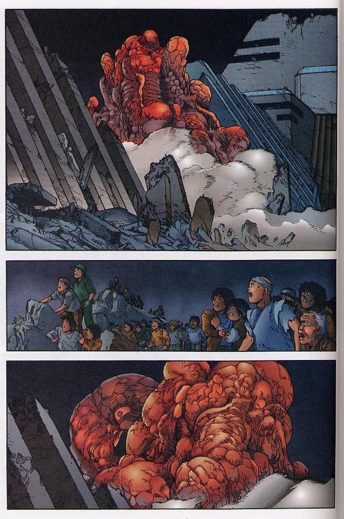 Read online Akira comic -  Issue #36 - 14
