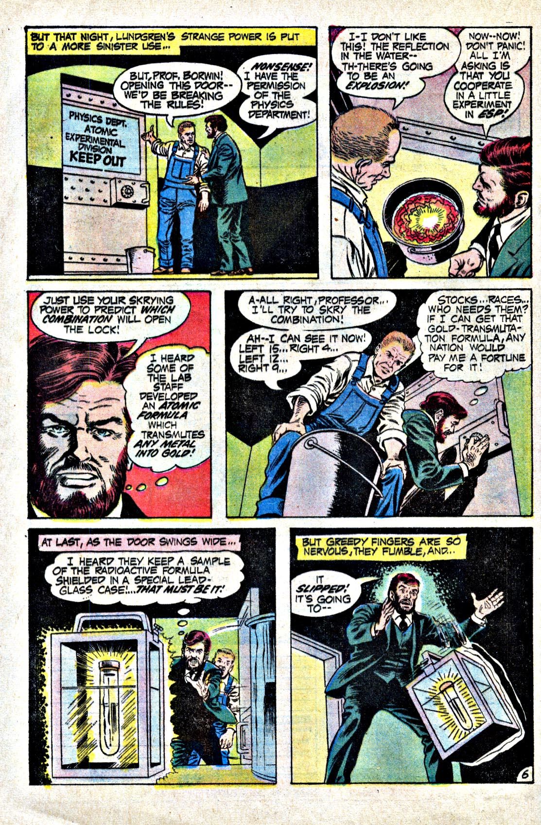 Action Comics (1938) 403 Page 28