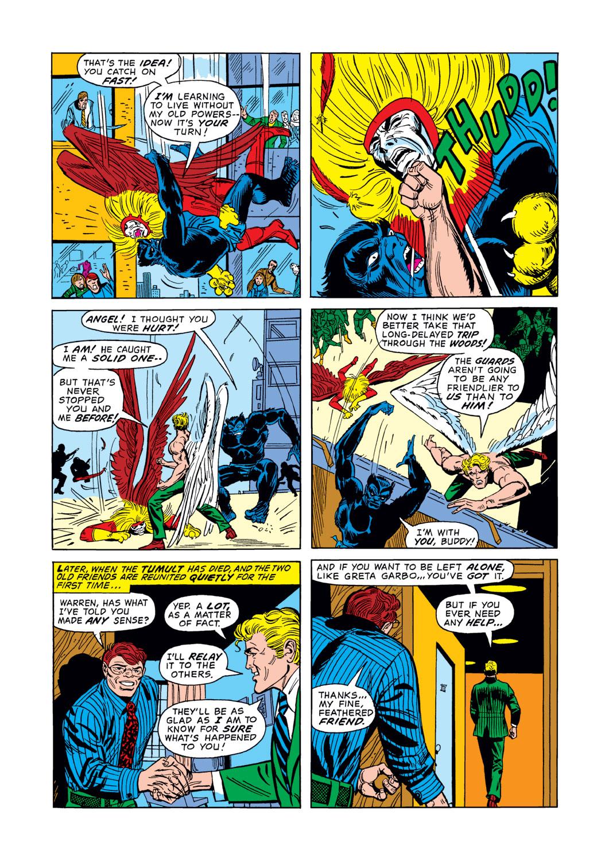 Read online Amazing Adventures (1970) comic -  Issue #15 - 20