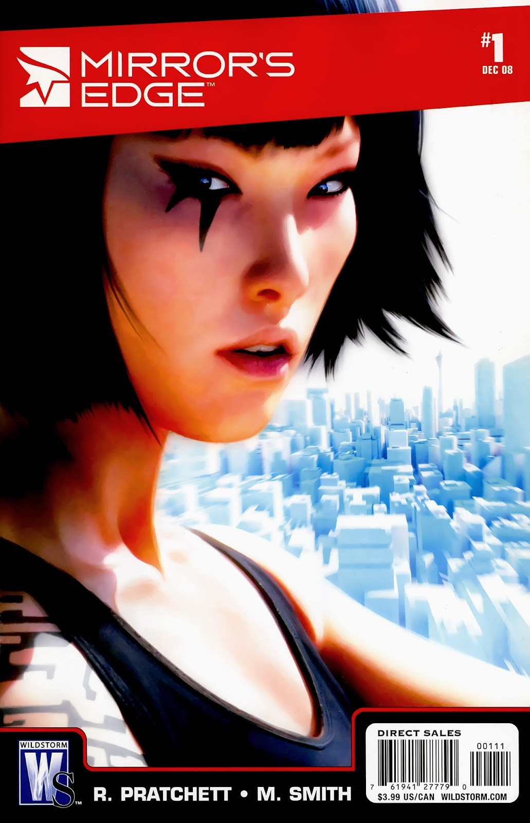 Mirror's Edge issue 1 - Page 1
