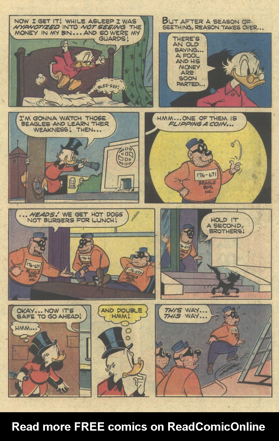 Read online Uncle Scrooge (1953) comic -  Issue #168 - 15