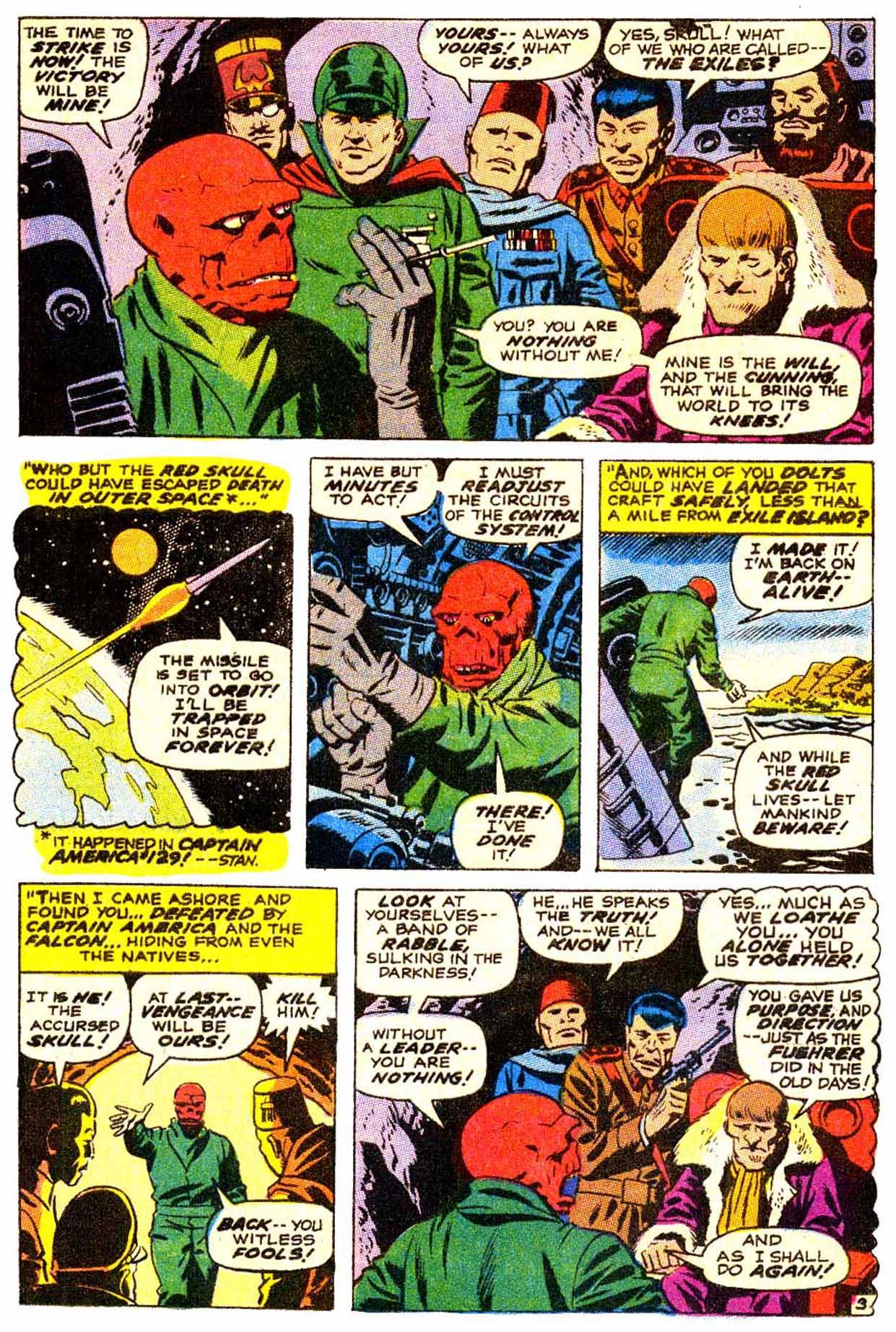 Read online Astonishing Tales (1970) comic -  Issue #4 - 4