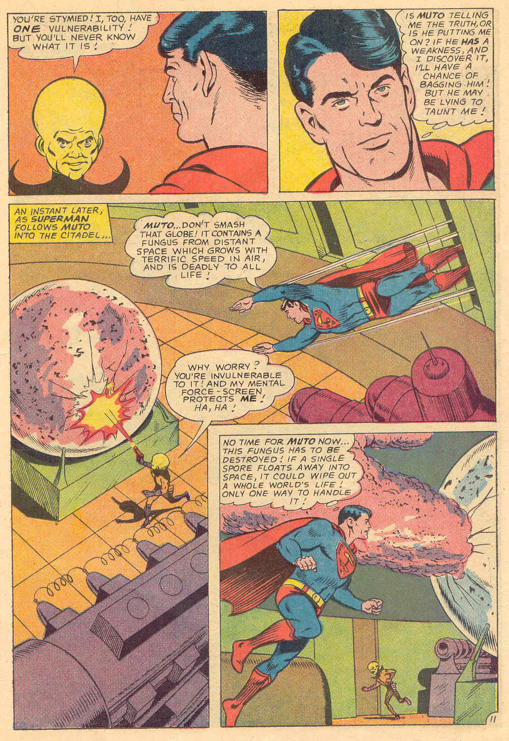 Read online Action Comics (1938) comic -  Issue #338 - 12