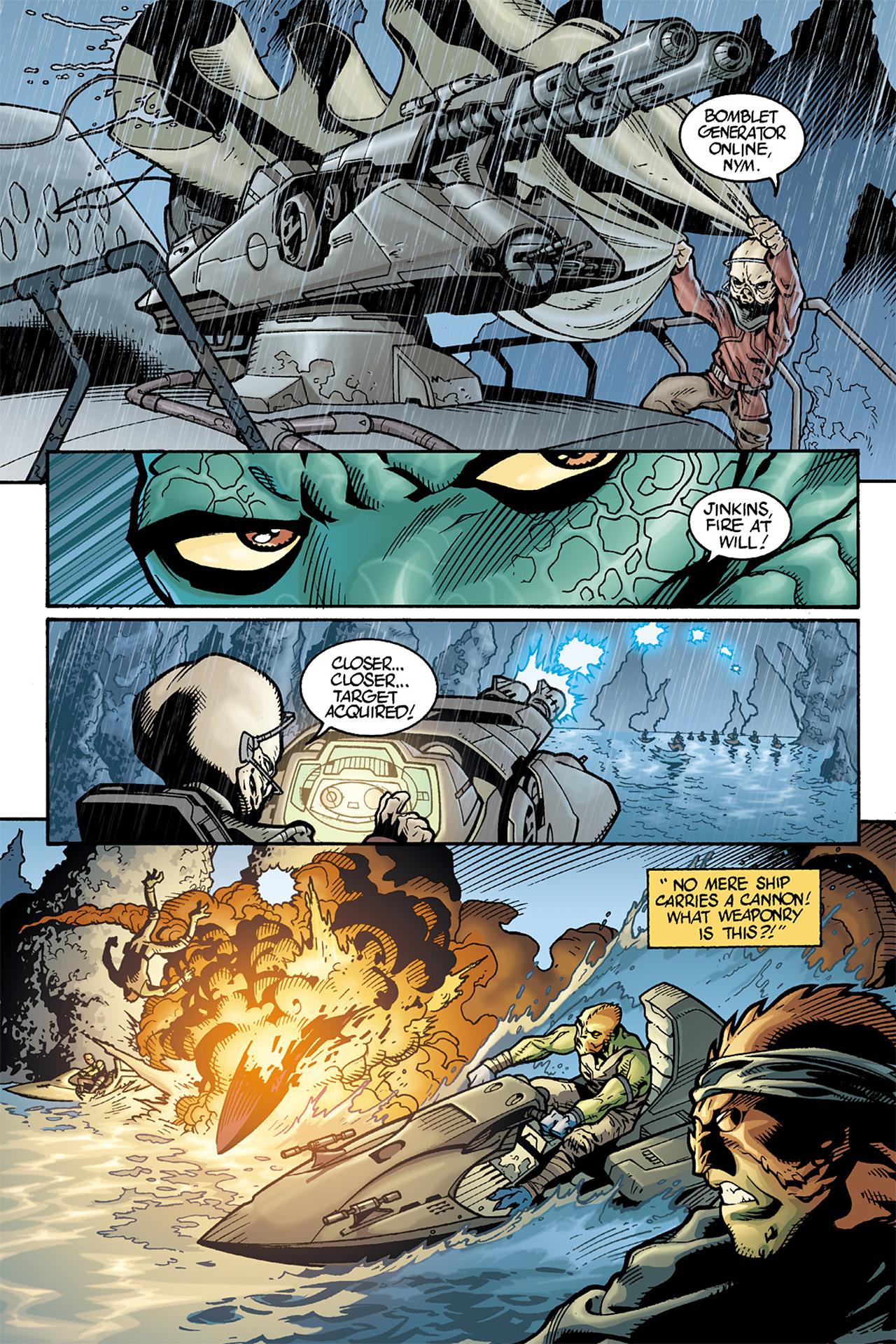 Read online Star Wars Omnibus comic -  Issue # Vol. 10 - 410