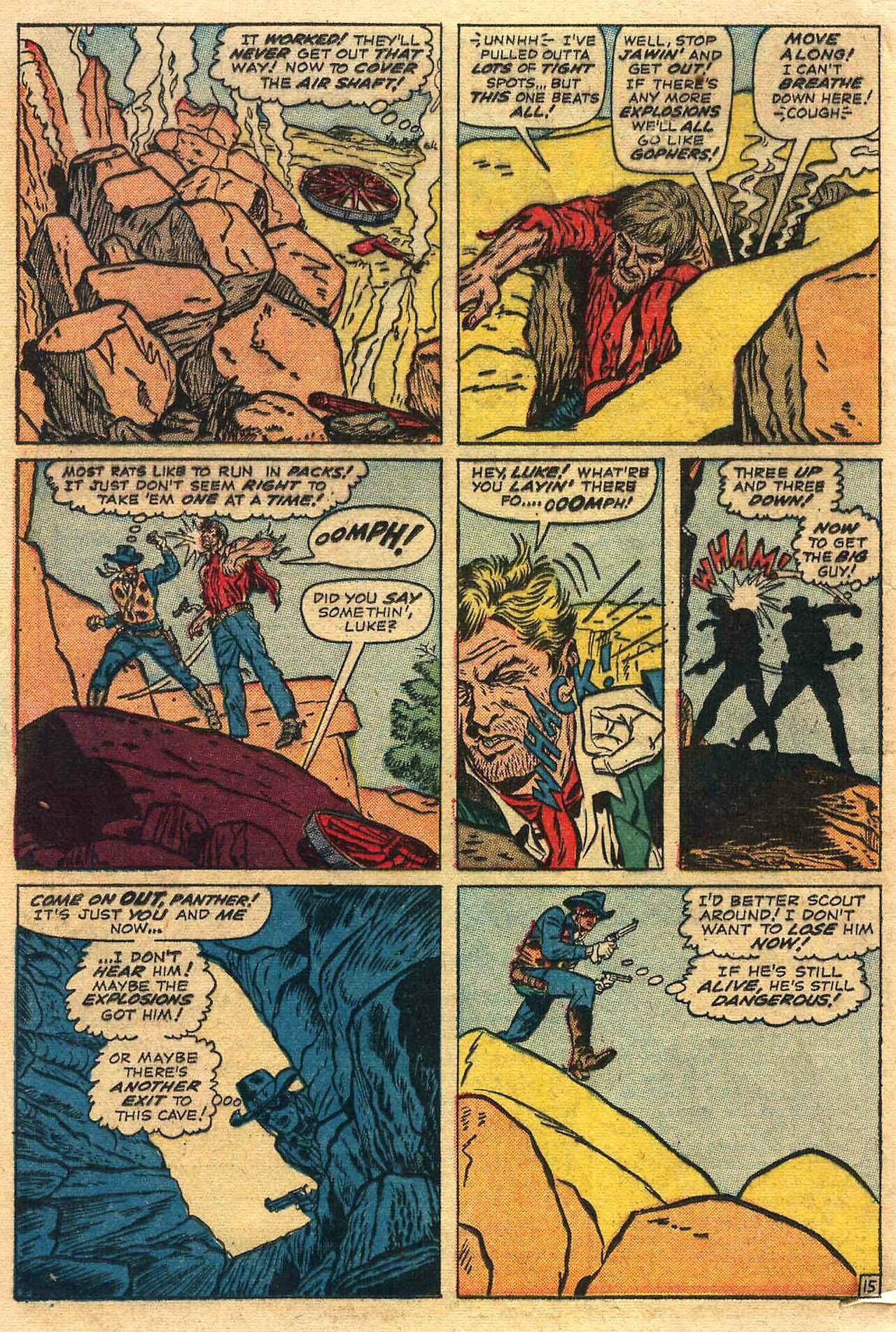 Read online Two-Gun Kid comic -  Issue #77 - 20