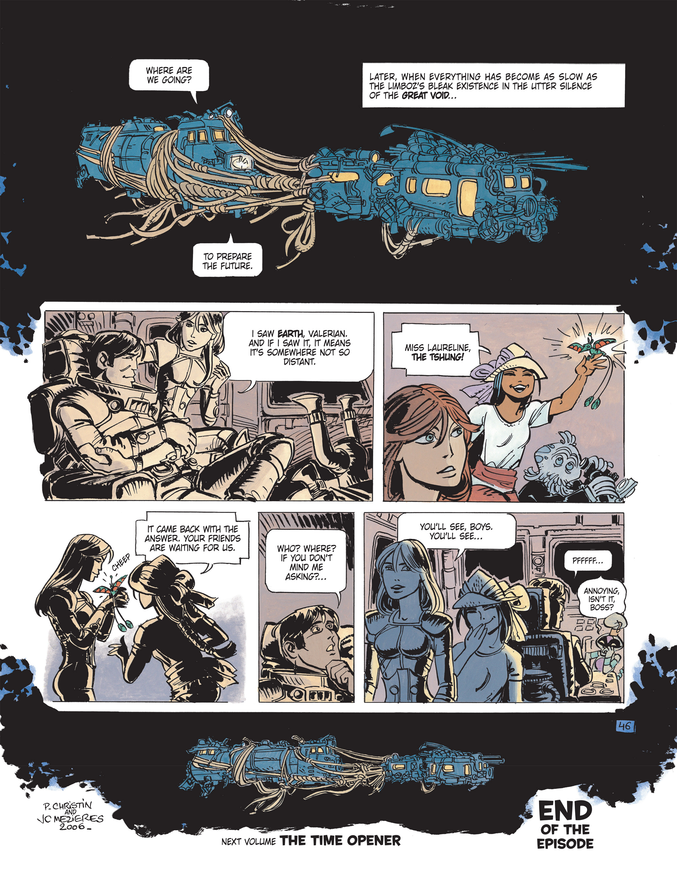 Valerian and Laureline 20 Page 49