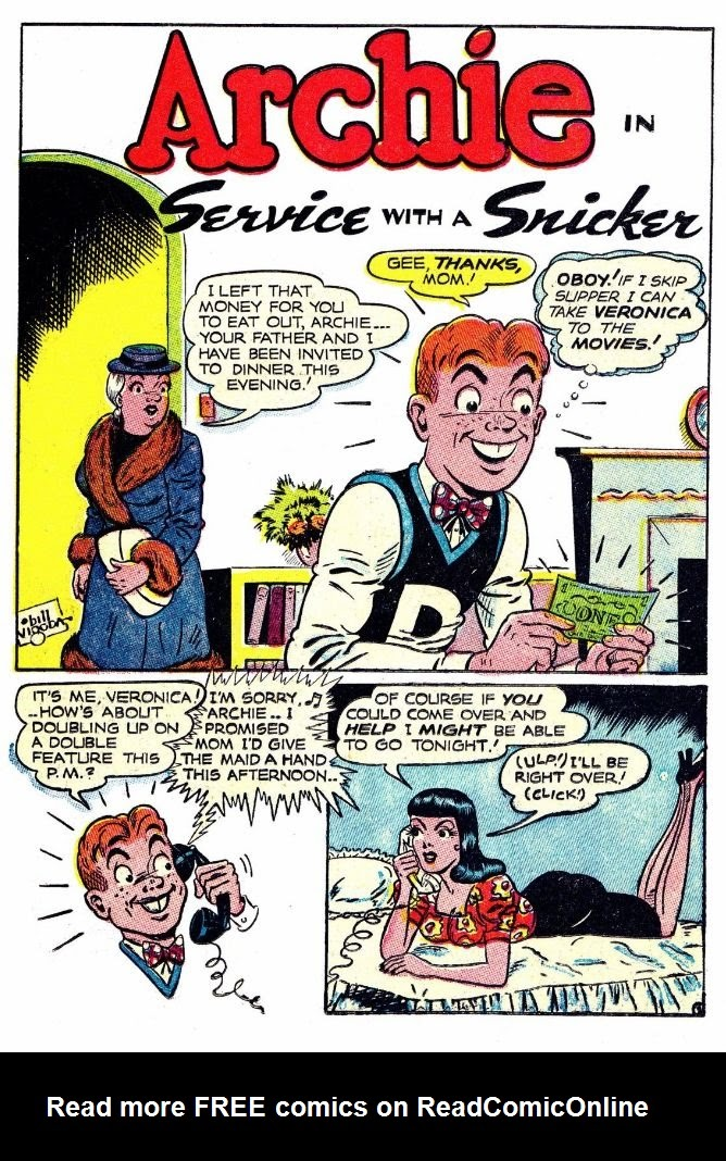 Archie Comics issue 028 - Page 32
