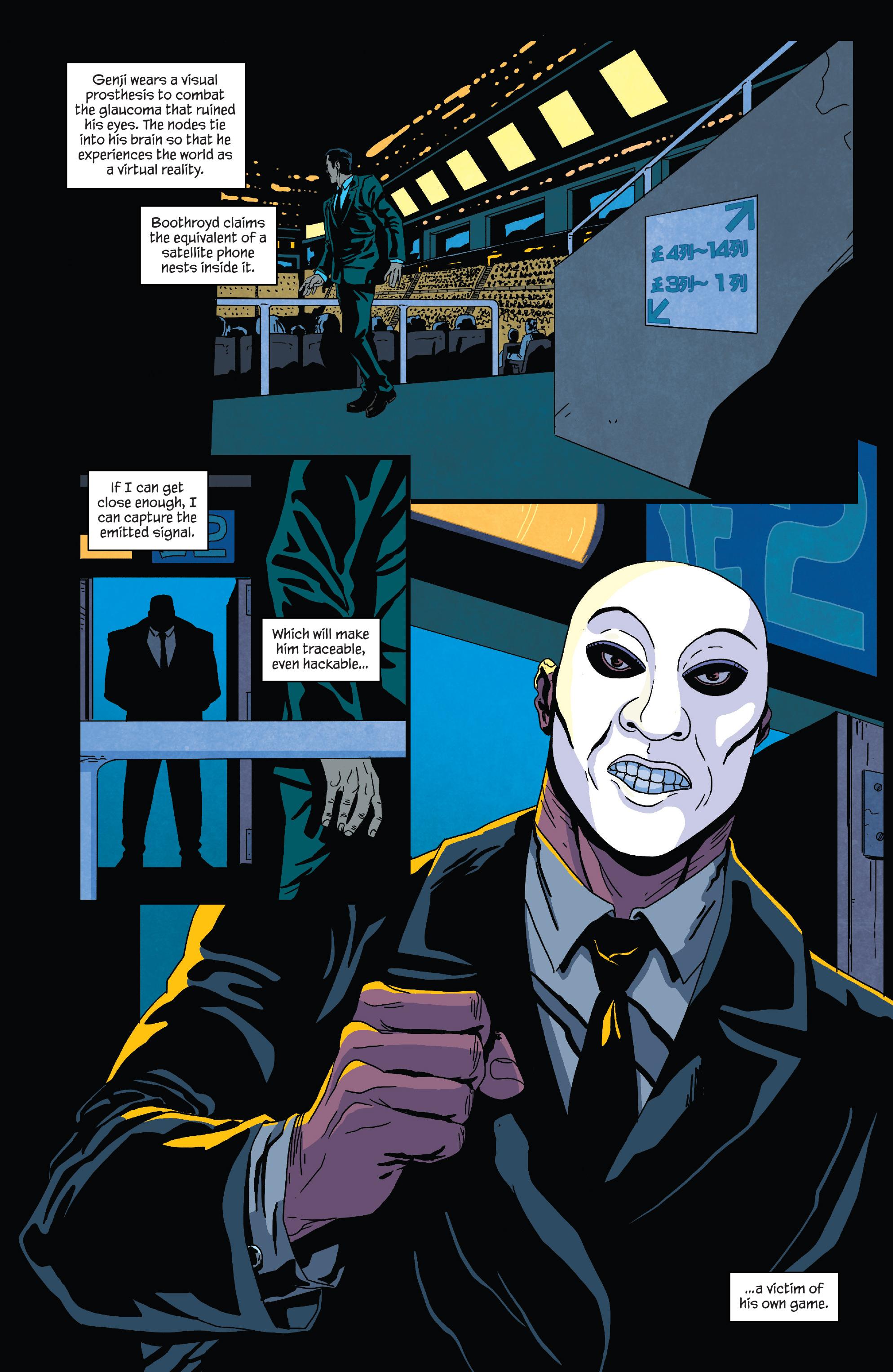 Read online James Bond (2017) comic -  Issue #3 - 13