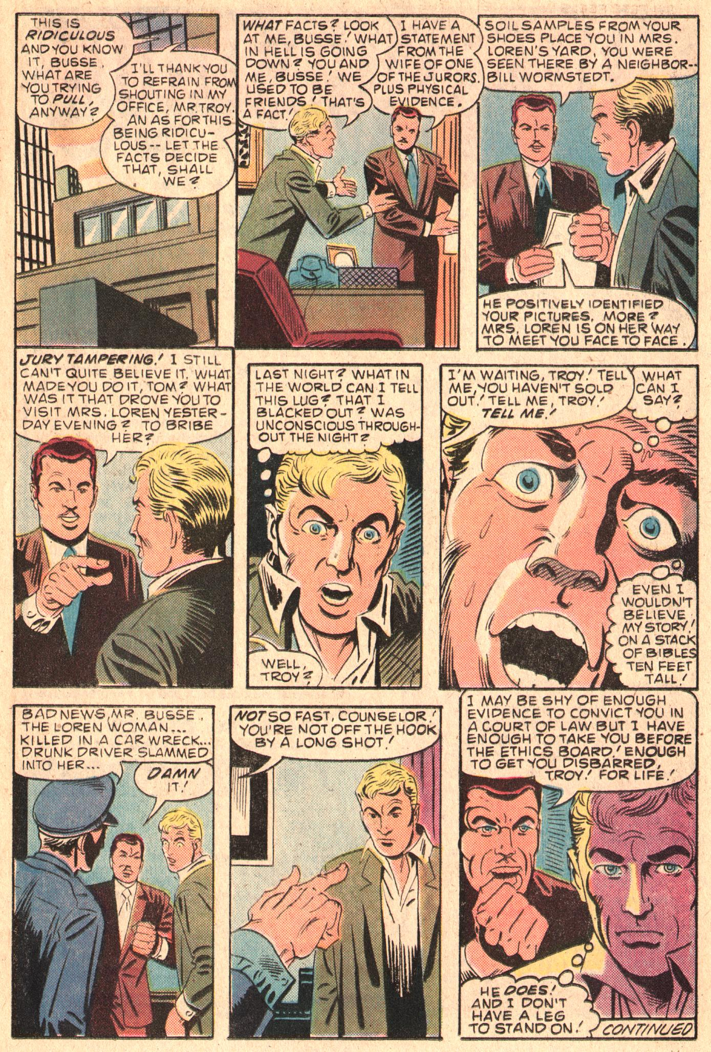 Read online The Fly (1983) comic -  Issue #5 - 11