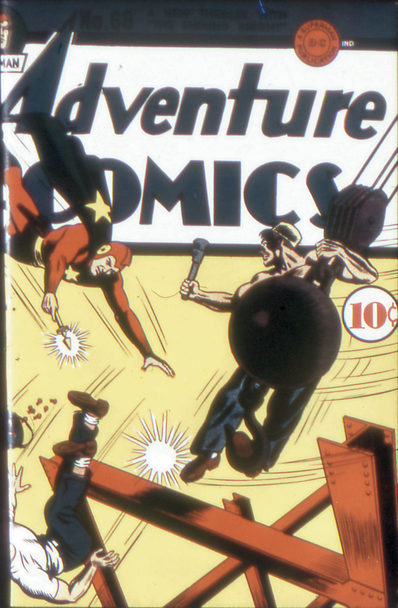 Read online Adventure Comics (1938) comic -  Issue #68 - 1