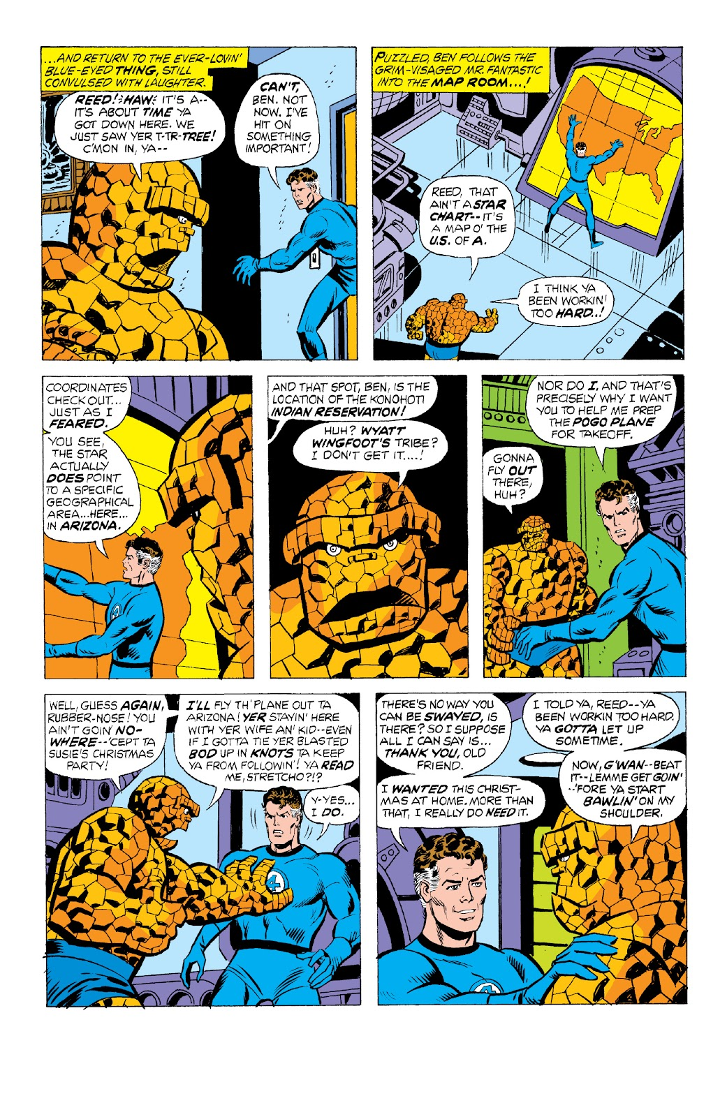 Read online Marvel Two-In-One Epic Collection: Cry Monster comic -  Issue # TPB (Part 2) - 88