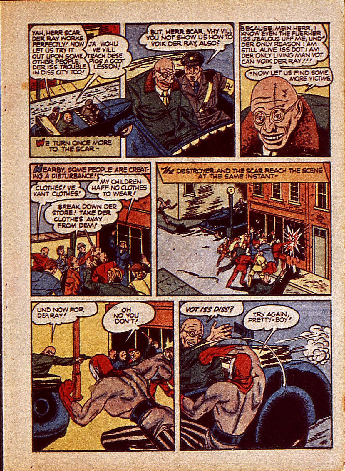 Mystic Comics (1940) issue 6 - Page 24