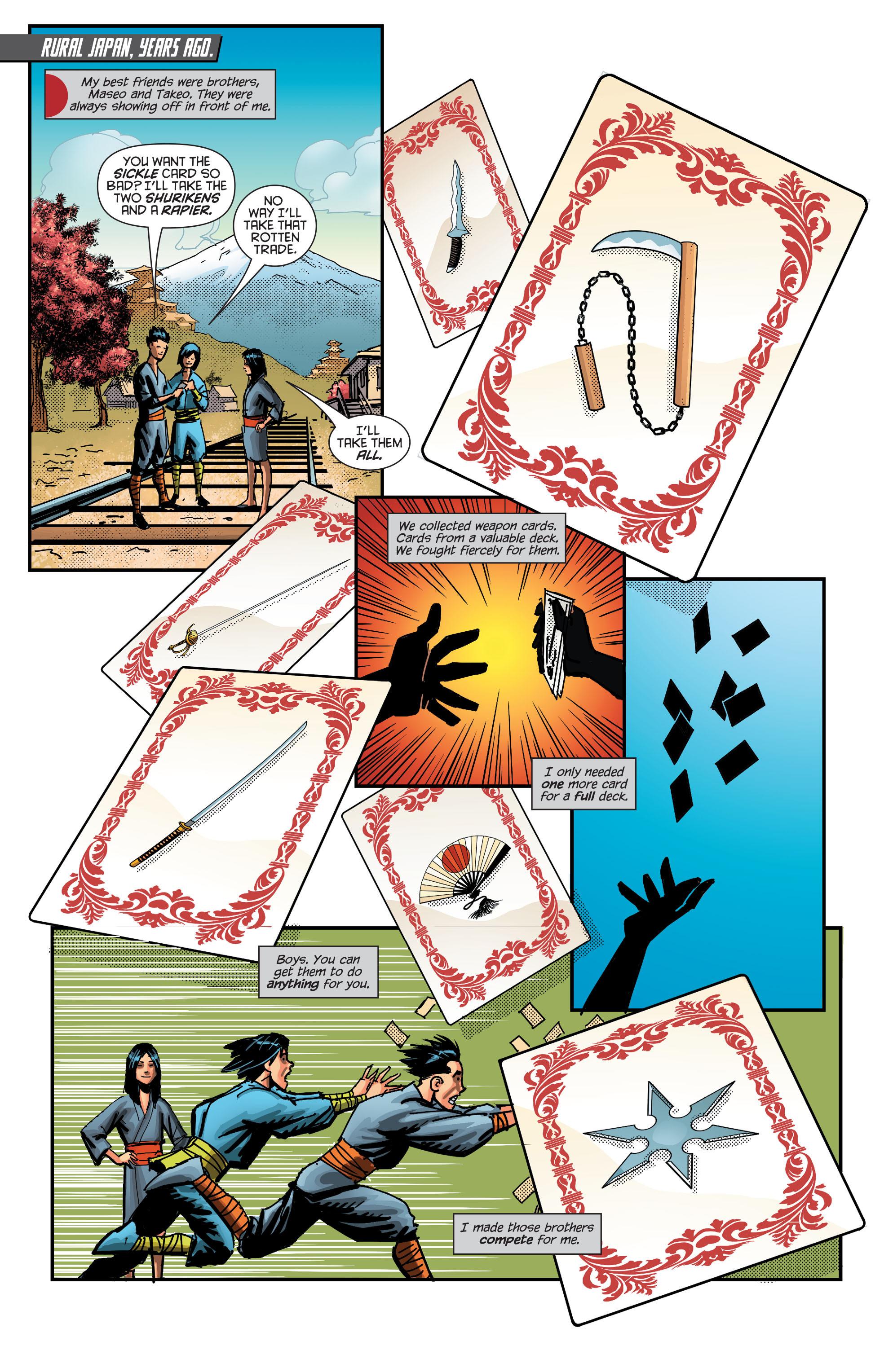 Read online Secret Origins (2014) comic -  Issue #8 - 25
