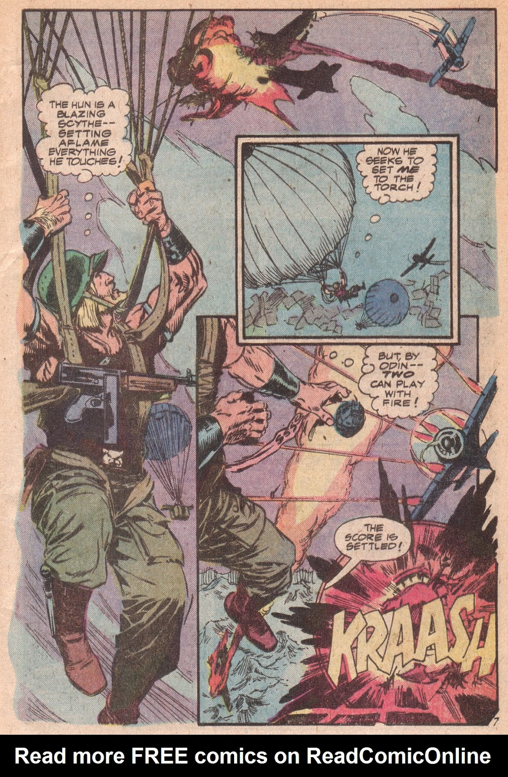 Read online All-Out War comic -  Issue #5 - 8