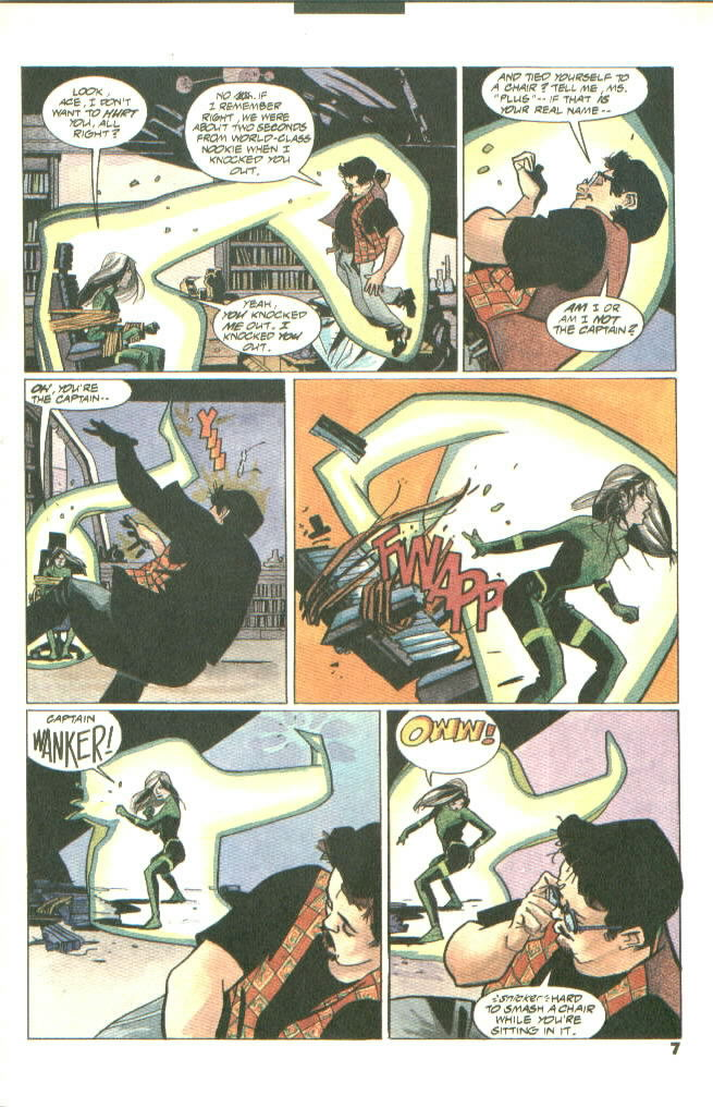Read online Shadow Cabinet comic -  Issue #8 - 6