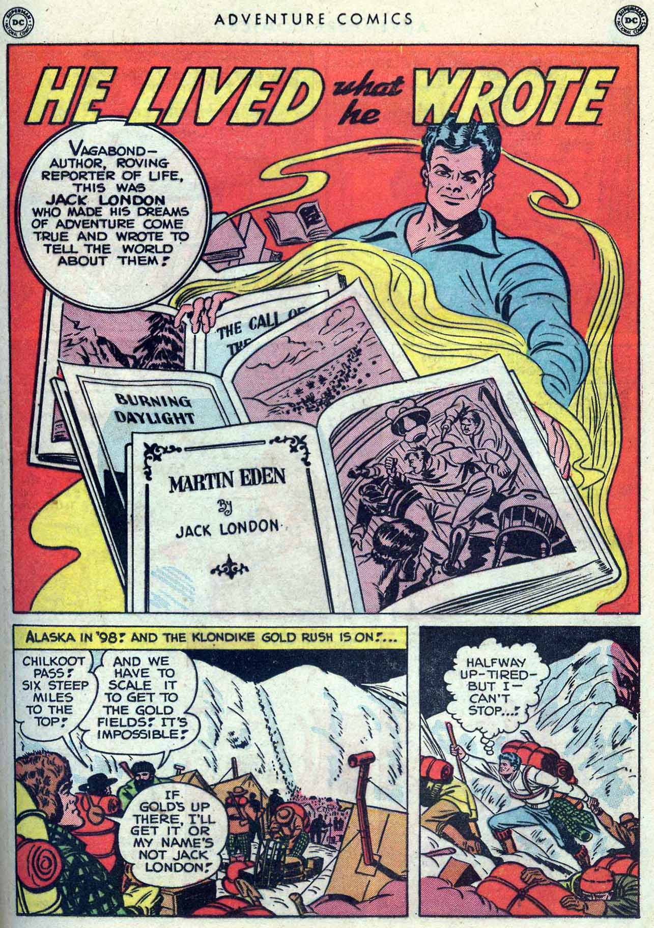 Read online Adventure Comics (1938) comic -  Issue #149 - 23