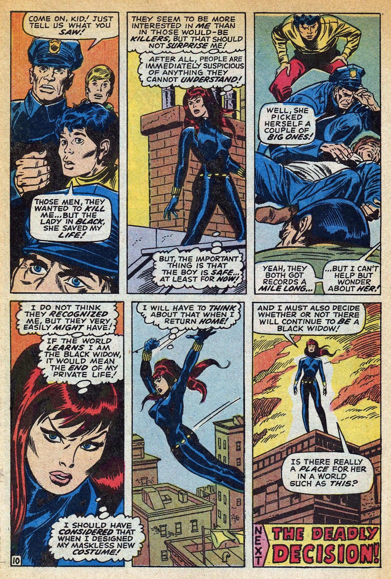 Read online Amazing Adventures (1970) comic -  Issue #1 - 30