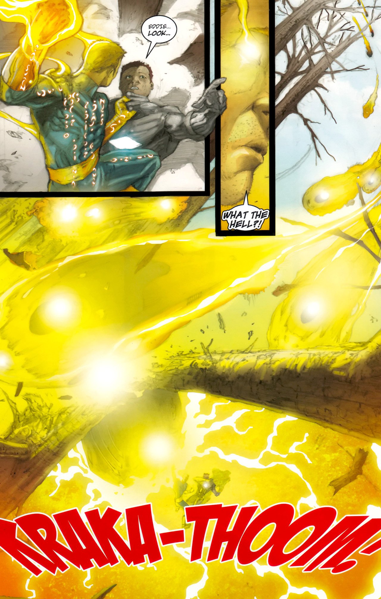 Read online Phoenix comic -  Issue #5 - 19
