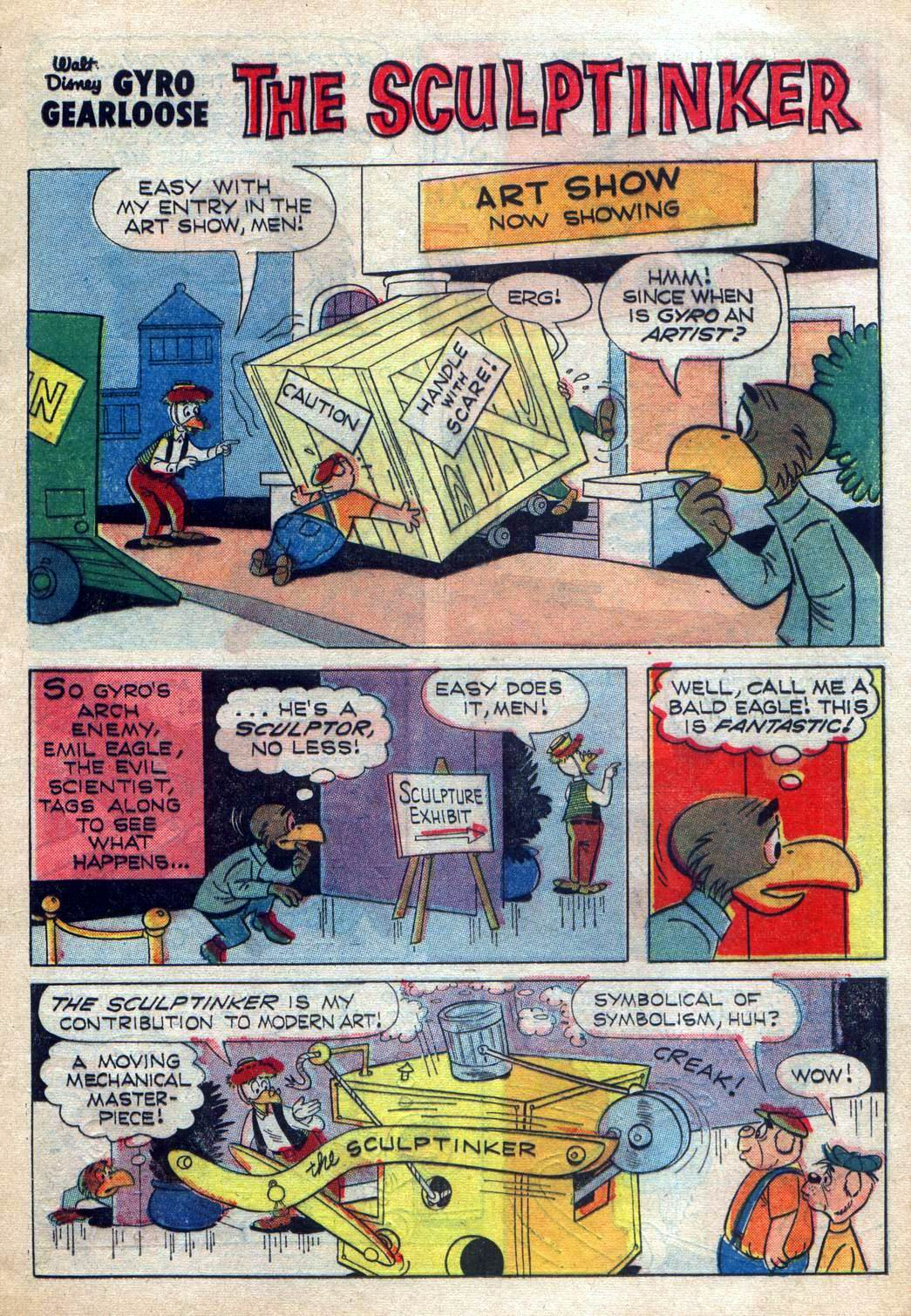 Read online Uncle Scrooge (1953) comic -  Issue #78 - 13