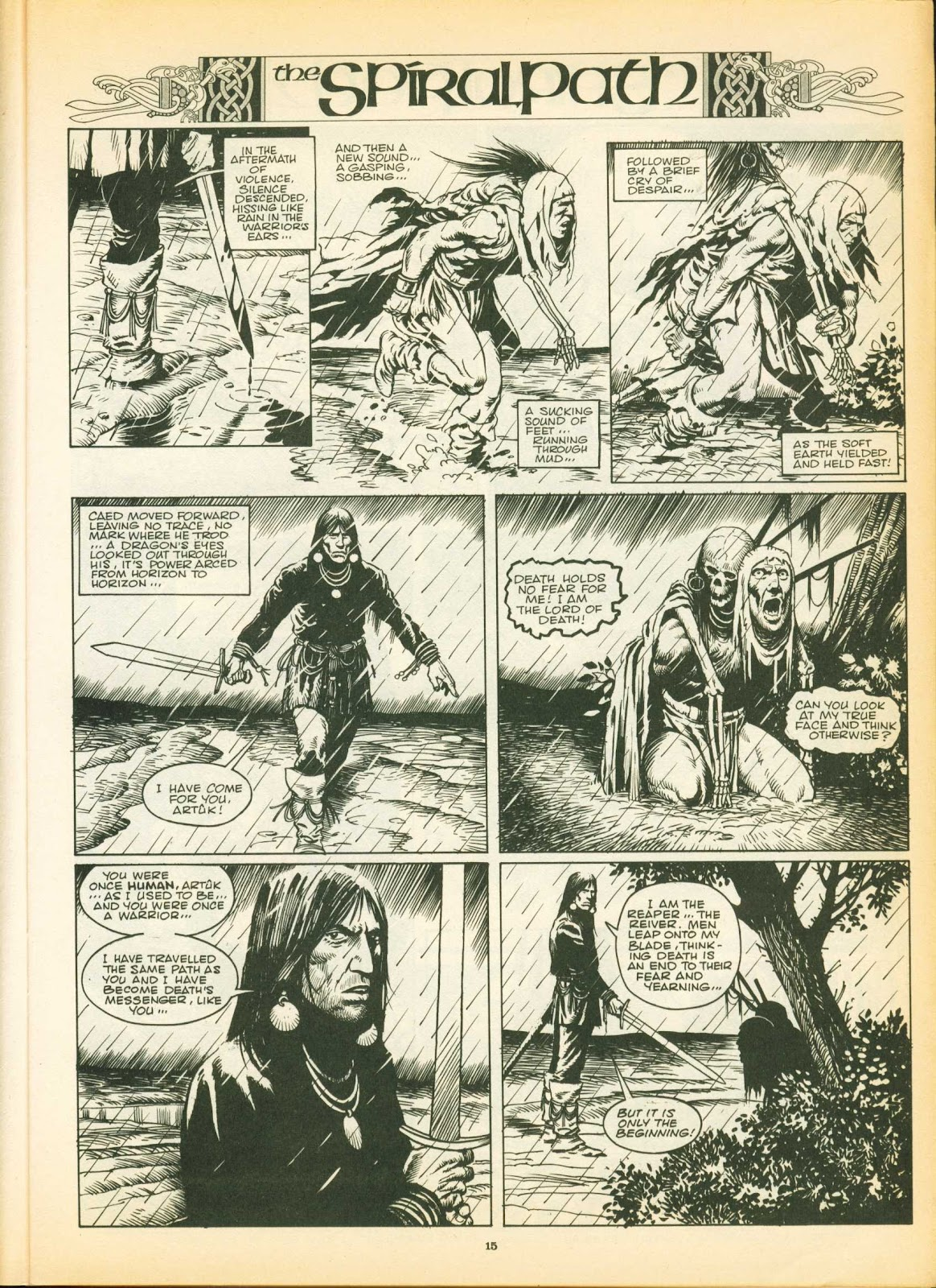 Warrior Issue #12 #13 - English 15