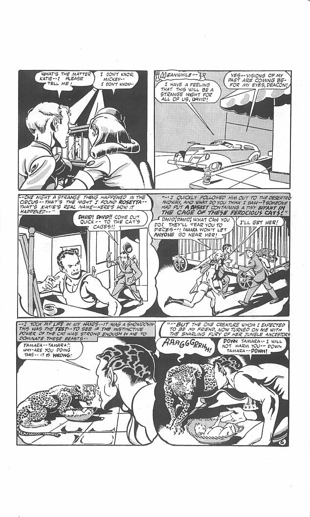 Read online Golden-Age Men of Mystery comic -  Issue #11 - 8