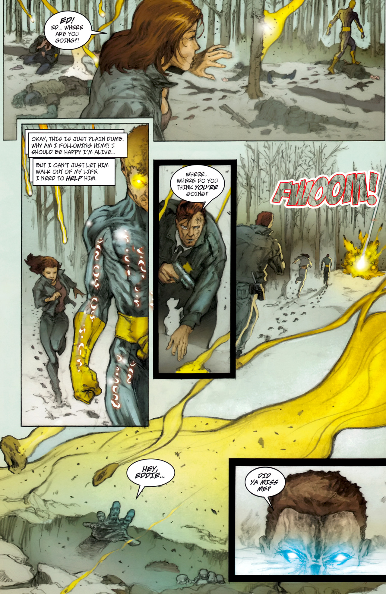 Read online Phoenix comic -  Issue #5 - 7