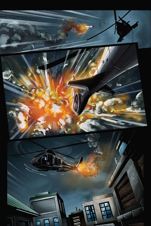 Read online Amazing Fantasy (2004) comic -  Issue #4 - 4
