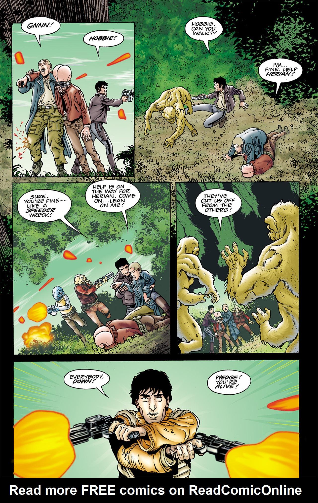 Read online Star Wars Omnibus comic -  Issue # Vol. 2 - 250