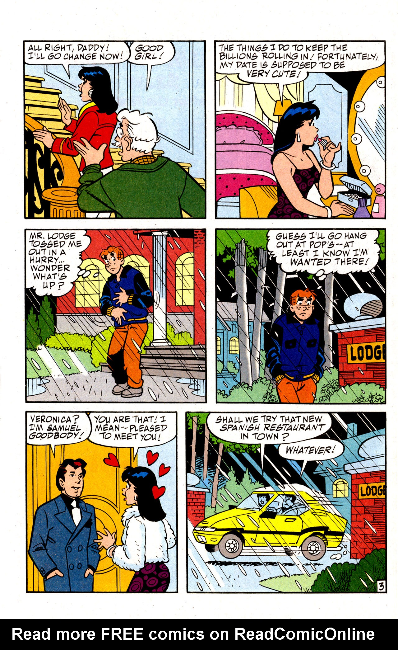 Read online Archie (1960) comic -  Issue #574 - 39