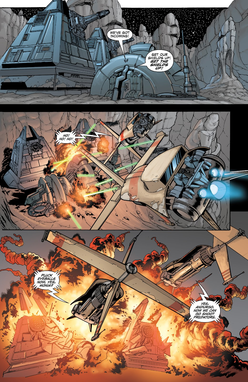 Read online Star Wars Legends: Legacy - Epic Collection comic -  Issue # TPB 2 (Part 4) - 93