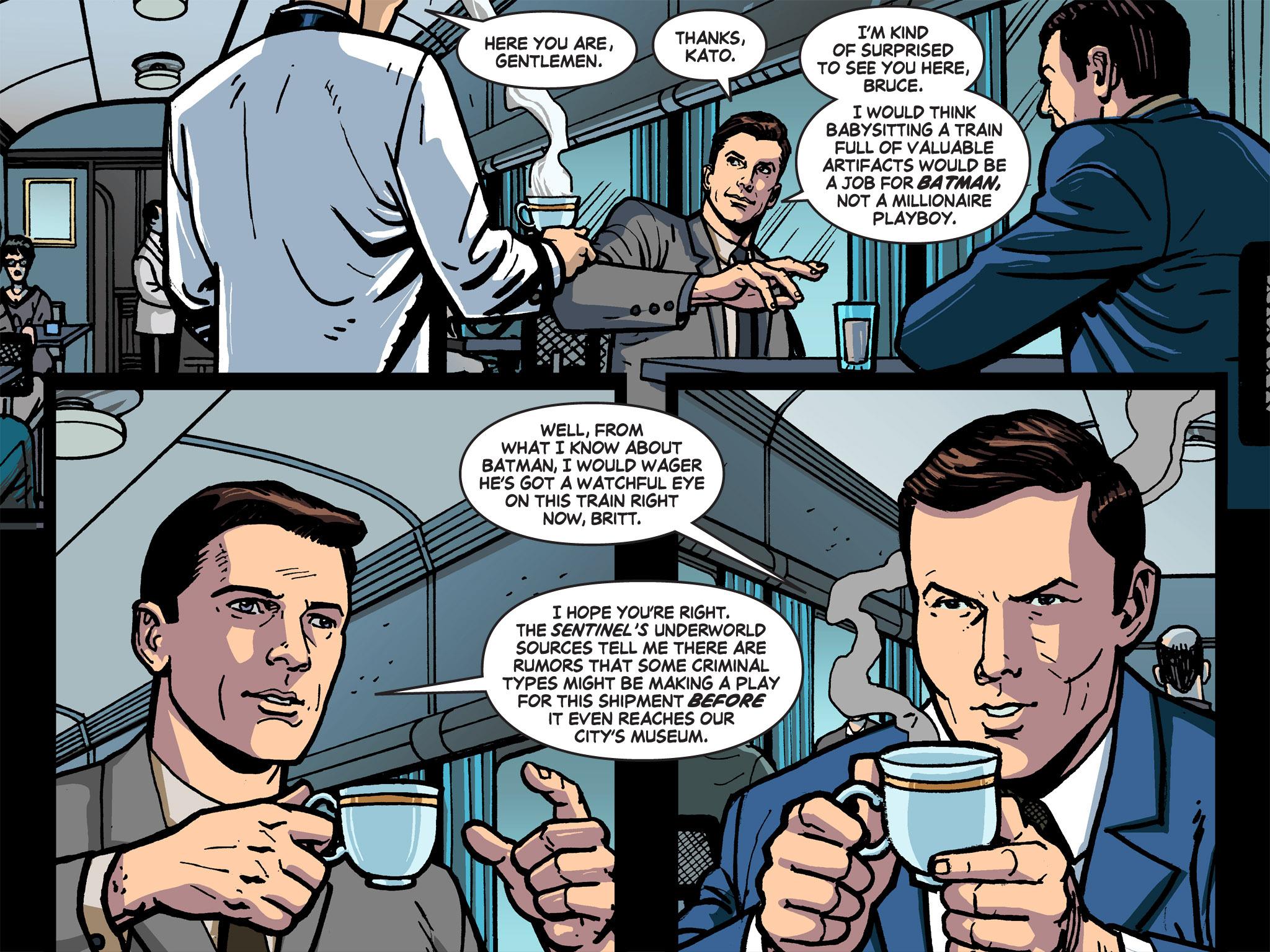 Read online Batman '66 Meets the Green Hornet [II] comic -  Issue #1 - 52