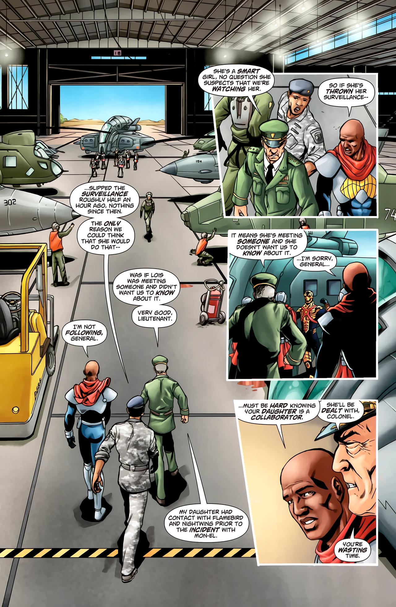 Action Comics (1938) 882 Page 2